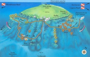 Straits of Tiran Jackson Reef