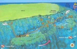 Straits of Tiran Woodhouse Reef