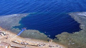immersioni a dahab blue hole